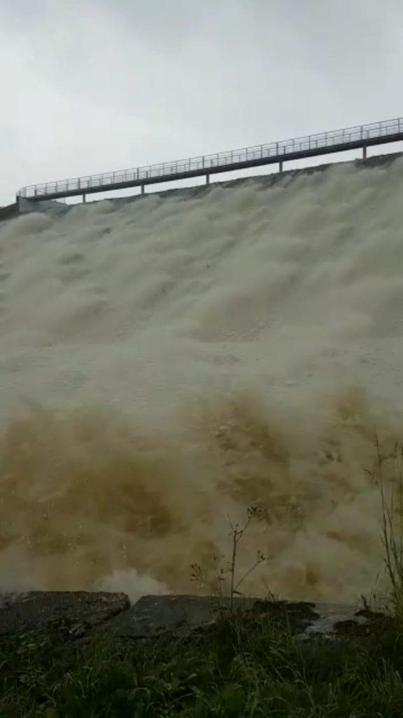 Toddbrook reservoir